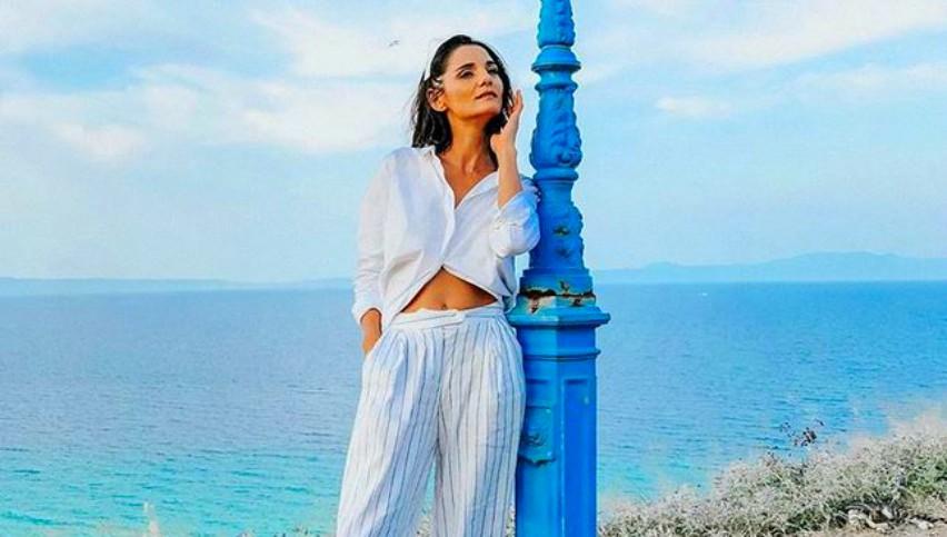 """Foto: Lilu și-a luat părinții în vacanță, în Grecia: ,,Merită, după ce au muncit toată viața și ne-au oferit nouă posibilitatea să învățăm"""""""
