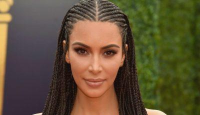 Kim Kardashian a arătat chipul mezinului, născut cu ajutorul unei mame surogat