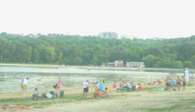 Specialiștii avertizează: scăldatul în râul Nistru și lacurile din capitală nu este recomandat. Iată care sunt pericolele