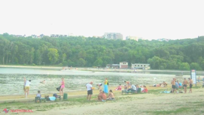 Foto: Specialiștii avertizează: scăldatul în râul Nistru și lacurile din capitală nu este recomandat. Iată care sunt pericolele