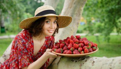 Galina Tomaș, despre miracolul verii cu aromă de căpșuni