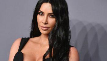 Kim Kardashian are o nouă coafură