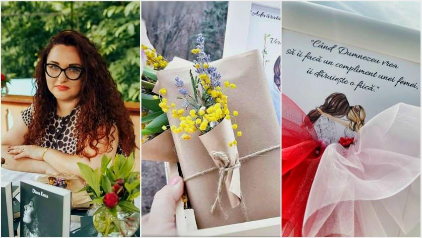 Foto: O tânără mămică din Chișinău confecționează suvenire personalizate, felicitări pentru miri, mărturii și alte lucrușoare deosebite!