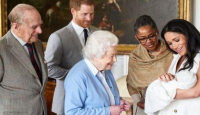 Meghan Markle și prințul Harry au ales nașii bebelușului. Motivul dureros și emoționant pentru care au făcut această alegere