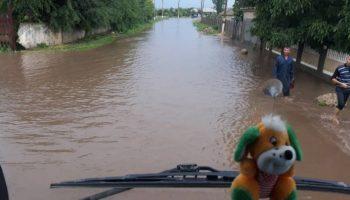Dezastru în ţară, după ploile din ultima perioadă