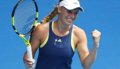 Jucătoarea de tenis Caroline Wozniacki a fost mireasă. Imagini superbe de la nuntă