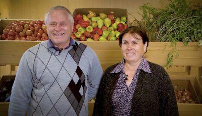 Doi soți din Drochia sunt singurii legumicultori certificați eco în Moldova. Cultivă 20 de hectare cu diverse legume