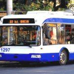 Foto: În Chișinău, vor apărea panouri digitale la fiecare stație de troleibuze și autobuze