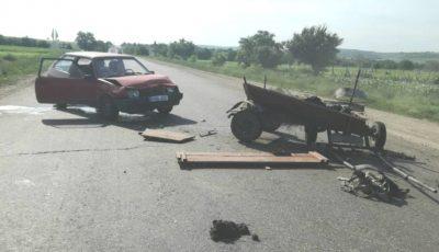 Accident în satul Prepelița, raionul Sângerei
