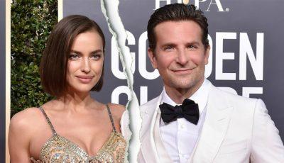 "Irina Shayk i-a spus ,,adio"" lui Bradley Cooper?"