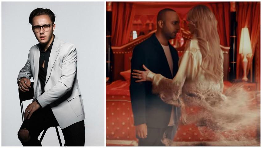 Foto: Roman Burlaca este regizorul celui mai nou videoclip lansat de Arash cu Alena Shishkova! Vezi video