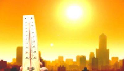 Va fi foarte cald. Meteorologii anunță pentru joi temperaturi extreme