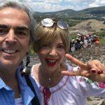 Foto: Edith Gonzalez este a doua soţie pe care Lorenzo Lazo a pierdut-o din cauza cancerului