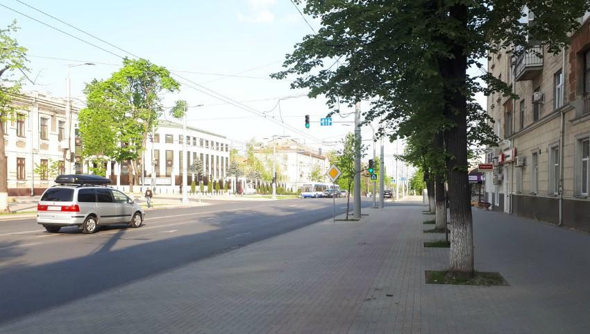 Foto: În Chișinău, vor fi instalați senzori de măsurare a calităţii aerului