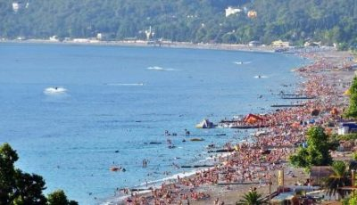 Nenorocire în vacanță. Un moldovean a căzut de pe o stâncă