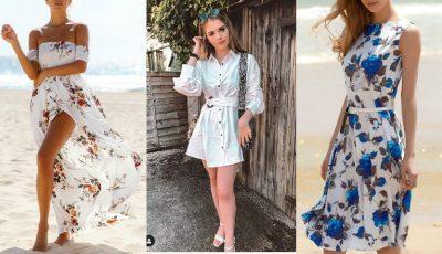 9 modele de rochii în care te vei simți minunat în această vară!