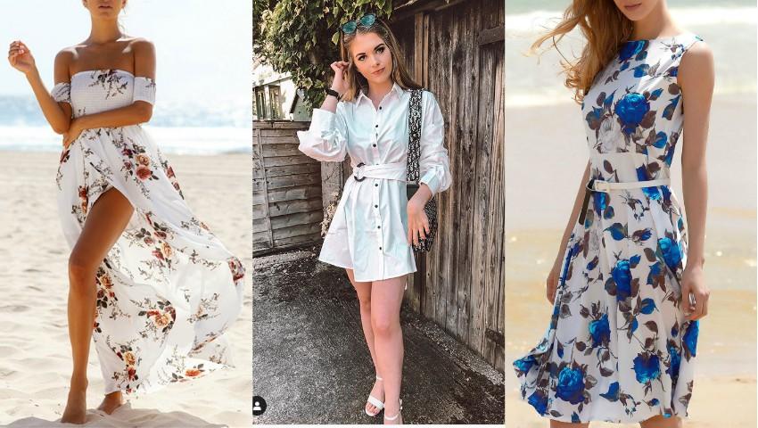 Foto: 9 modele de rochii în care te vei simți minunat în această vară!