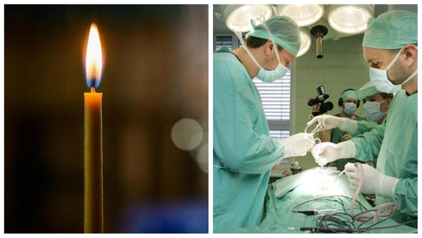 Foto: Doliu în lumea medicală. S-a stins din viață un tânăr și talentat chirurg din Chișinău