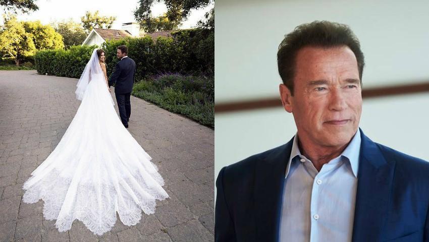 Foto: Cum au arătat cele două rochii de mireasă ale lui Katherine Schwarzenegger?