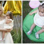 Foto: Fetița Laurei Cosoi a împlinit 1 an. Uite cum a fost organizată petrecerea!