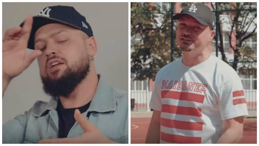 """Foto: Guz a lansat videoclipul pentru piesa ,,Tănără mamă"""", în colaborare cu interpretul Puya din România"""
