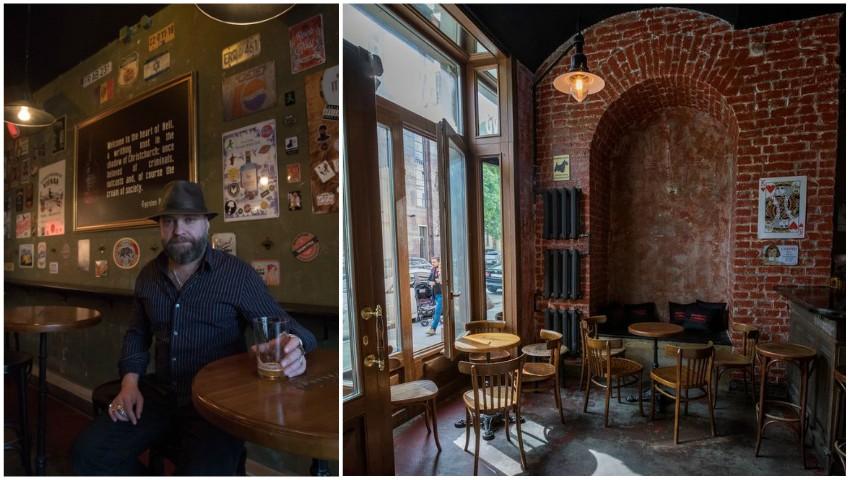 Foto: Un moldovean a fost recunoscut drept cel mai bun barman din Sankt-Petersburg și a adus tradițiile moldovenești în inima Rusiei