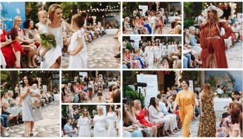 Persoanele publice au defilat în creațiile brandurilor autohtone, la Fashion Soirée Resort Collections 2019, ediţia a IV-a!