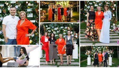Foto! Cele mai elegante și talentate personalități din țara noastră, premiate la Gala Premiilor Fashion VIP, ediția a 13-a!