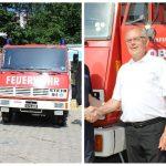 Foto: Pompierii austrieci au donat țării noastre mai multe utilaje performante