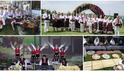 Dansuri, muzică și voie bună! Cum a fost prima zi a Festivalului Familiei și Tradițiilor Populare