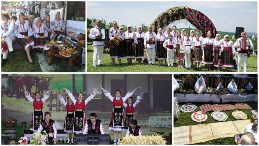 Foto: Dansuri, muzică și voie bună! Cum a fost prima zi a Festivalului Familiei și Tradițiilor Populare