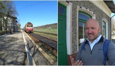 Fenomenul emigrației din Molova, resimțit de către vloggerul englez. Vezi satul în care nu a întâlnit niciun om