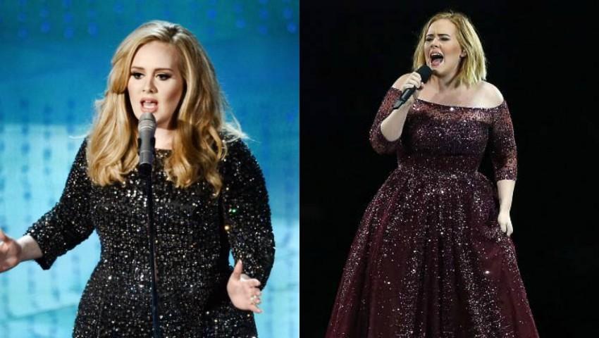 Foto: E din ce în ce mai slabă! Adele a topit mai multe kilograme în ultimele două luni