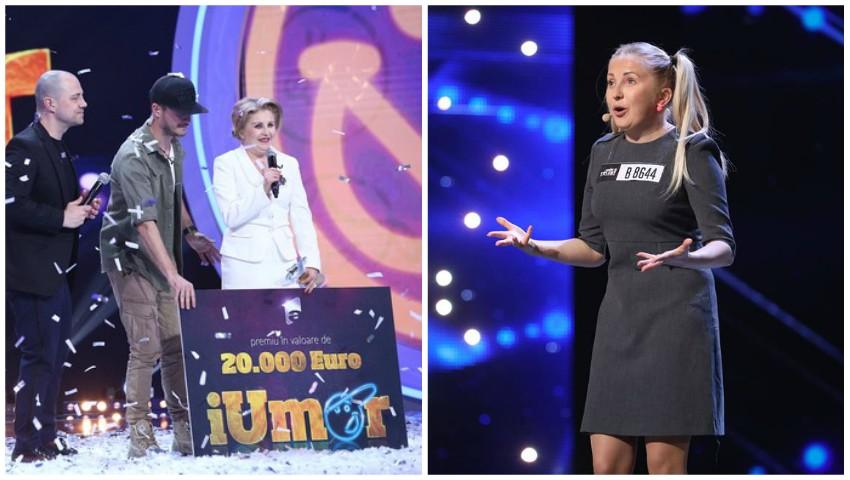 Irena Boclincă a donat premiul de 20.000 euro unui tânăr în scaun în rotile. Actrița și-a povestit istoria emoționantă de viață