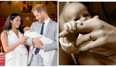 De unde va fi adusă apa în care va fi botezat Prințul Archie?
