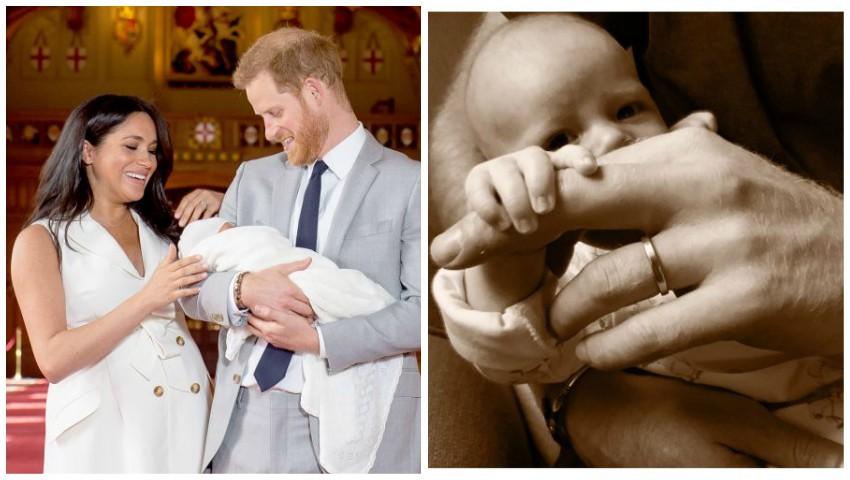 Foto: De unde va fi adusă apa în care va fi botezat Prințul Archie?