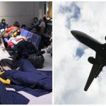Foto: 150 de elevi olimpici s-au pomenit abandonați într-un aeroport din Tokyo. Părinții nu știu cum să îi aducă acasă!