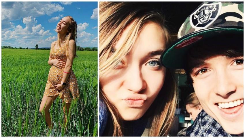 Foto: Sora lui Ilie Bivol a dezvăluit sexul bebelușului!