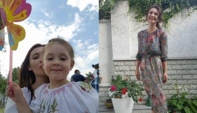 Fiica Angelei Gonța a împlinit 5 anișori. Jurnalista a publicat un mesaj deosebit!