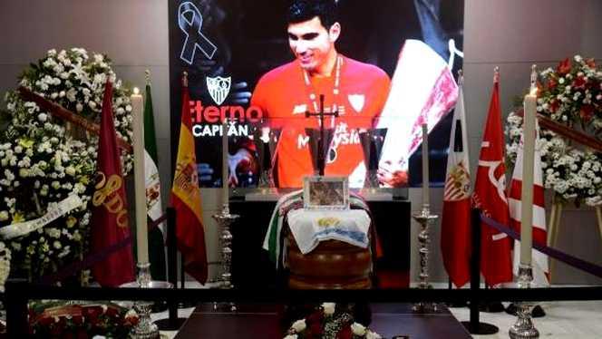 Foto: Fosta iubită a lui José Antonio Reyes, scrisoare sfâșietoare după moartea fotbalistului