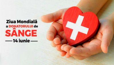 Astăzi este marcată Ziua Mondială a Donatorului de Sânge! Fii la curent cu informațiile utile și află cum poți salva vieți