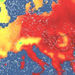 Foto: Meteorologii de peste Prut prognozează caniculă și temperaturi de 40 de grade