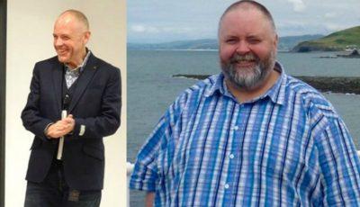 Un bărbat din Marea Britanie a slăbit 127 de kg în doar doi ani. Fără pastile, fără diete