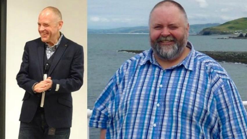 Foto: Un bărbat din Marea Britanie a slăbit 127 de kg în doar doi ani. Fără pastile, fără diete