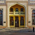 Foto: Un tablou inedit poate fi admirat la Muzeul Național de Etnografie și Istorie Naturală