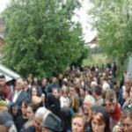 Foto: 48 de persoane au ajuns la spital, după ce au participat la o înmormântare