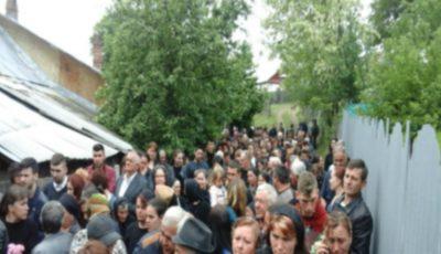48 de persoane au ajuns la spital, după ce au participat la o înmormântare