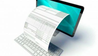 Serviciul Fiscal de Stat informează: începând cu data de 1 iulie se introduce în mod obligatoriu E-factura