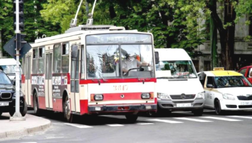 Foto: Din toamnă ar putea fi lansată aplicația GPS pentru transportul public din municipiul Chișinău