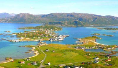 Într-un oraș din nordul Norvegiei, soarele nu a mai apus de două luni